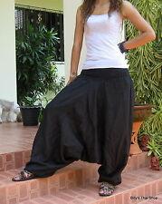 Harem Pants Women Pantalon Sarouel Jumpsuit Yoga Genie Aladdin Hippie * HS-F