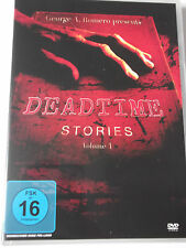 Deadtime Stories Vol. 1 – George A. Romero – Valley of the Shadow