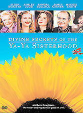 Divine Secrets of the Ya-Ya Sisterhood (DVD, 2002, Full Frame) Sandra Bullock