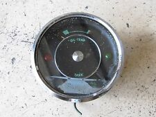 Porsche 356 VDO Oil Temperature Fuel Tank Dial Gauge