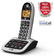 BT4600 BT 4600 Big Button Cordless Phone Call Blocking with Answering Machine