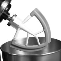 4.5-5QT Kitchen Aid Flex Edge Beater Blade Leaf Type For Tilt-Head Mixers Bowl