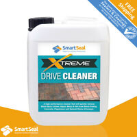 Block Paving Cleaner XTREME Drive Clean, Easily Remove Moss, Algae, Weeds & Dirt