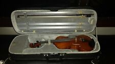Baroque Violin With Case, Bow, More, Beautiful
