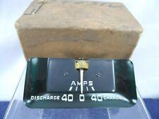 Ammeter 1950 Dodge Coronet Meadowbrook Wayfarer D33 D34 Green Amp Gauge 1340312