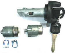 GMC Yukon Chevy Tahoe 95 96 97 Ignition Key Switch Cylinder & 2 Door Lock Set