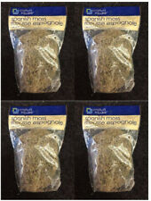 FLORAL SPANISH MOSS for Artificial Arrangements - 125 Cu. In. - LOT (4) - NEW!!!