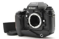 """EXC+5"" NIKON F4s 35mm SLR FILM CAMERA body w/ MB-21 From Japan"