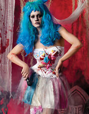 Zombie Candy Girl Katy Perry Undead Fancy Womens Gothic Halloween Costume