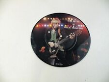 """TOM PETTY AND THE HEARTBREAKERS - REFUGEE - 7"""" PICTURE DISC 1982 MCA UK - NM  Q2"""