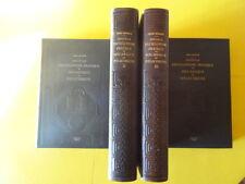 H. Desarces Encyclopédie de Mécanique et d'Electricité Ed. Quillet 1924 4 vol.
