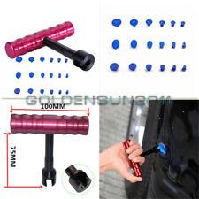 Hot 1set Car Useful &Convenient Auto Body Dent Repair Tool Lifter Puller+18xTab