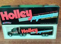 ERTL HOLLEY Performance Racing TRANSPORTER 1/64 Diecast COLLECTORS MODEL NEW