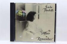 Emile Pandolfi - An Affair To Remember #3433 (1991, Cd)