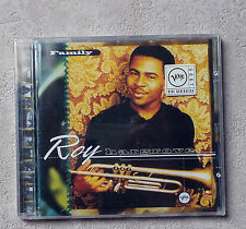 "CD AUDIO MUSIQUE/ ROY HARGROVE ""FAMILY"" CD ALBUM PROMO 15T 1995 NEUF SS BLISTER"