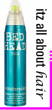 Tigi Masterpiece Hairspray Authorised Australian TIGI Stockists