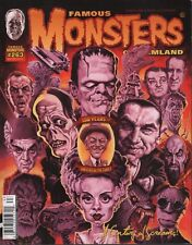 Famous Monsters of Filmland September October 2012 Universal Pictures 030218DBE
