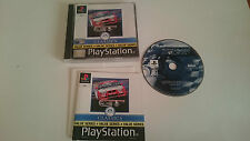 JUEGO COMPLETO SPORTS CAR GT PLAYSTATION 1 PS1 PSX.PAL UK.