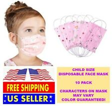 Child Toddler Protective Surgical Face Mask Mouth Medical Disposable