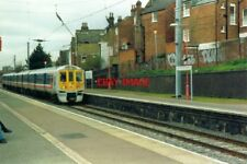 PHOTO  1994 WEST HAMPSTEAD RAILWAY STATION CLASS 319 IN NETWORK SOUTHEAST LIVERY