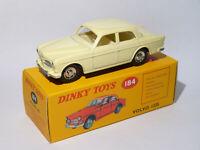 Volvo 122S / 122 S - ref 184  au 1/43 de dinky toys atlas