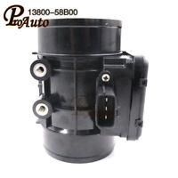 13800-58B00 Mass Air Flow Sensor Meter Fits Chevrolet Tracker Suzuki Vitara 1.6L