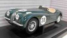 Ertl 1/18 Scale Diecast - 33629 Jaguar XK120 1948 Racing Green