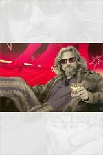 "Official THE BIG LEBOWSKI FINE ART LIMITED EDITION POSTER 36""x24"" Cohen Brothers"