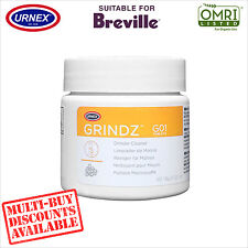Urnex Grinder Cleaner Cleaning Tablets Burr for Breville Coffee Machine 105g