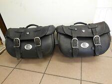 Hepco+Becker Ledertaschen Koffer Satteltaschen LIBERTY 28 Liter mit Klickverschl
