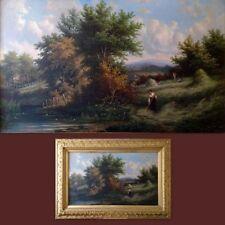 Giant (over 60in.) Multi-Colour Art Original Paintings