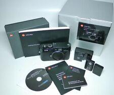 Leica M8.2 10711 black paint Digitalkamera  ff-shop24