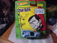 Hot Wheels Star Trek Custom '52 Chevy with Real Riders