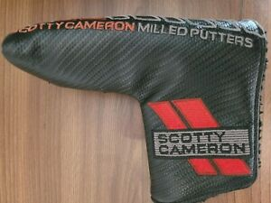 Titleist Scotty Cameron 2012 Newport Select Milled Blade Putter Headcover
