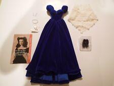 "New ListingFranklin Mint Scarlett O'Hara ""Blue Portrait Ensemble"" Mint Condition"