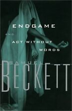 Endgame: A Play in One Act and Act Without Words by Samuel Beckett