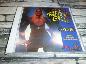 FRANCE GALL 1968    / CD 12 TITRES