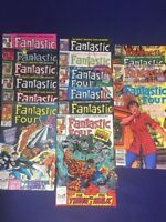 Fantastic Four 287,291,311,319-331, 16 Issue Lot. Marvel