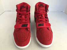 Nike Air Jordan Legacy 312 Toro Varsity Red Black lot AV3922 601 Mens Size 9