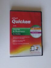 Intuit Quicken Home and Business 2016 For Windows(Factory sealed retail DVD case