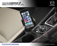 New Genuine Mazda 3 BM BN Mobile Phone Cup Holder Accessory Part BM11ACCUP