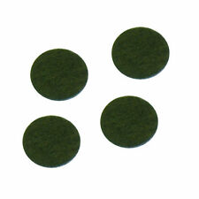 Green Victrola Phonograph Lid Bumpers