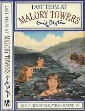 ENID BLYTON LAST TERM AT MALORY TOWERS CASSETTE DRAMATISED ADVENTURE