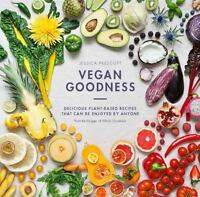 Prescott  Jessica-Vegan Goodness (UK IMPORT) BOOKH NEW