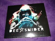 DEE SNIDER solo cd WE ARE THE ONES twisted sister free US shipping m/ (◣_◢) m/
