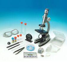 Zoom Microscope Set w/Light & Project: Model: EDU41002
