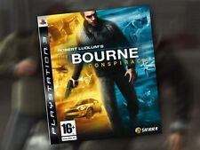 GIOCO SONY PLAYSTATION 3 PS3 ROBERT LUDLUM'S THE BOURNE CONSPIRACY VERS ITALIANA