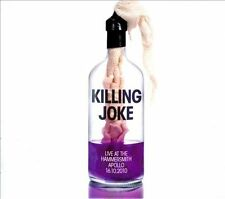 KILLING JOKE - Live at the Hammersmith Apollo 2010 (Concert) 2 CD SET [WR]