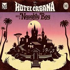 NAUGHTY BOY - HOTEL CABANA  - CD  NUOVO SIGILLATO