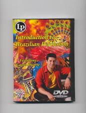 PANDEIRO - TAMBORIUM - SURDO -TIMBAL NEW DVD DRUM DRUMS